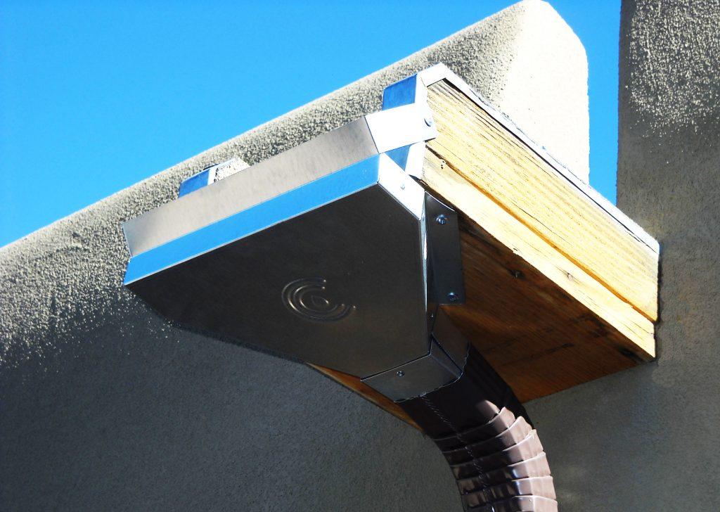 11-inch galvanized steel CanaleCatcher