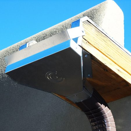11-inch galvanized steel Canale Catcher